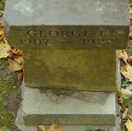 FRAIME, GEORGE E - Franklin County, Ohio | GEORGE E FRAIME - Ohio Gravestone Photos