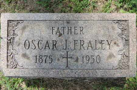 FRALEY, OSCAR J. - Franklin County, Ohio | OSCAR J. FRALEY - Ohio Gravestone Photos