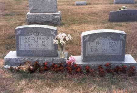 VINEYARD FRANK, ELLEN J. - Franklin County, Ohio   ELLEN J. VINEYARD FRANK - Ohio Gravestone Photos