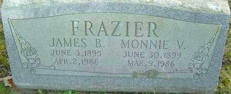 FRAZIER, JAMES - Franklin County, Ohio | JAMES FRAZIER - Ohio Gravestone Photos