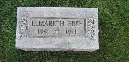 FREY, ELIZABETH - Franklin County, Ohio | ELIZABETH FREY - Ohio Gravestone Photos