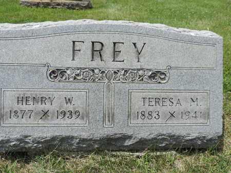 FREY, HENRY W. - Franklin County, Ohio | HENRY W. FREY - Ohio Gravestone Photos