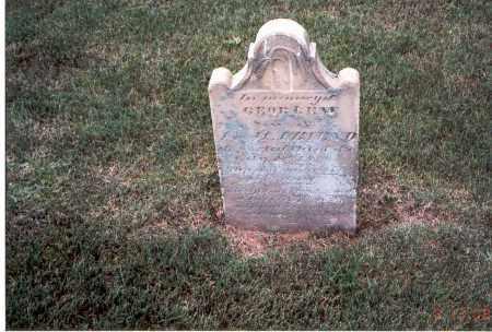 FRIEND, GEORGE W. - Franklin County, Ohio | GEORGE W. FRIEND - Ohio Gravestone Photos