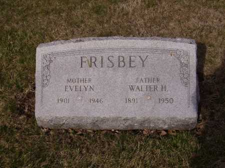 FRISBEY, EVELYN - Franklin County, Ohio | EVELYN FRISBEY - Ohio Gravestone Photos