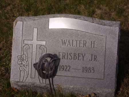 FRISBEY, WALTER H. - Franklin County, Ohio | WALTER H. FRISBEY - Ohio Gravestone Photos