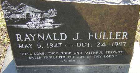 FULLER, RAYNALD J - Franklin County, Ohio | RAYNALD J FULLER - Ohio Gravestone Photos