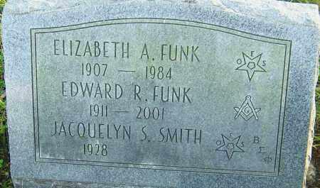 FUNK, ELIZABETH - Franklin County, Ohio | ELIZABETH FUNK - Ohio Gravestone Photos