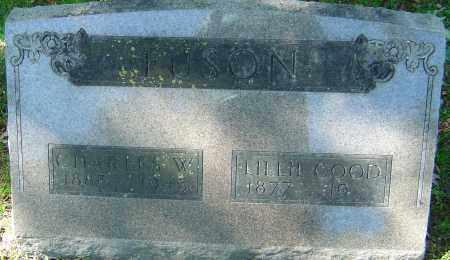 FUSON, CHARLES W - Franklin County, Ohio | CHARLES W FUSON - Ohio Gravestone Photos