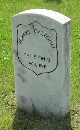 GALEGHER, ROBERT - Franklin County, Ohio   ROBERT GALEGHER - Ohio Gravestone Photos