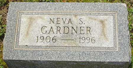 GARDNER, NEVA - Franklin County, Ohio | NEVA GARDNER - Ohio Gravestone Photos