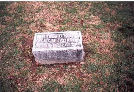 GARRETT, CHARLES - Franklin County, Ohio | CHARLES GARRETT - Ohio Gravestone Photos