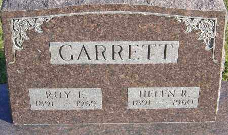 GARRETT, HELEN R - Franklin County, Ohio | HELEN R GARRETT - Ohio Gravestone Photos