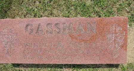 GASSMAN, HELEN P - Franklin County, Ohio | HELEN P GASSMAN - Ohio Gravestone Photos