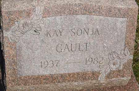 GAULT, KAY SONJA - Franklin County, Ohio | KAY SONJA GAULT - Ohio Gravestone Photos
