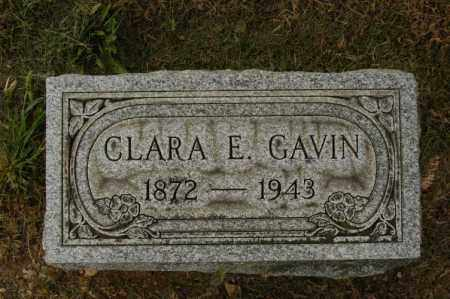 SHEAF GAVIN, CLARA E. - Franklin County, Ohio | CLARA E. SHEAF GAVIN - Ohio Gravestone Photos