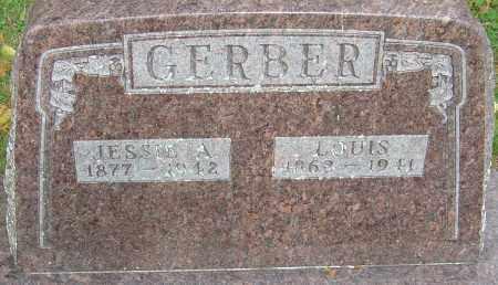 GERBER, JESSIE - Franklin County, Ohio | JESSIE GERBER - Ohio Gravestone Photos