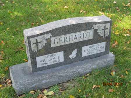 GERHARDT, MAGDALENA HELEN - Franklin County, Ohio   MAGDALENA HELEN GERHARDT - Ohio Gravestone Photos