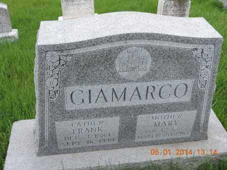 GIAMARCO, FRANK - Franklin County, Ohio | FRANK GIAMARCO - Ohio Gravestone Photos