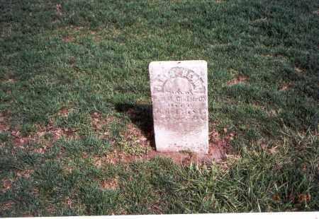 GIBERSON, JAMES HENRY - Franklin County, Ohio | JAMES HENRY GIBERSON - Ohio Gravestone Photos