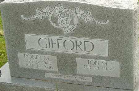 GIFFORD, ROGER - Franklin County, Ohio   ROGER GIFFORD - Ohio Gravestone Photos