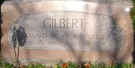 GILBERT, EDWARD - Franklin County, Ohio | EDWARD GILBERT - Ohio Gravestone Photos