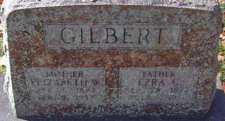 WING GILBERT, ELIZABETH - Franklin County, Ohio | ELIZABETH WING GILBERT - Ohio Gravestone Photos