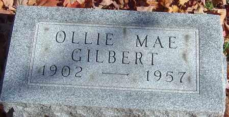 SMITH GILBERT, OLLIE MAE - Franklin County, Ohio   OLLIE MAE SMITH GILBERT - Ohio Gravestone Photos