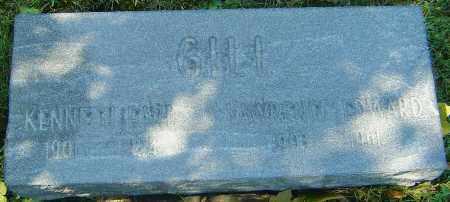 GILL, KENNETH EARL - Franklin County, Ohio | KENNETH EARL GILL - Ohio Gravestone Photos