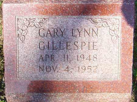 GILLESPIE, GARY LYNN - Franklin County, Ohio | GARY LYNN GILLESPIE - Ohio Gravestone Photos