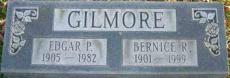 GILMORE, EDGAR - Franklin County, Ohio | EDGAR GILMORE - Ohio Gravestone Photos
