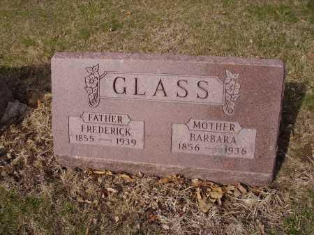 GLASS, BARBARA - Franklin County, Ohio | BARBARA GLASS - Ohio Gravestone Photos