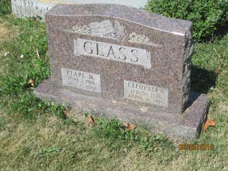 MOTIS GLASS, CLEOPATRA - Franklin County, Ohio | CLEOPATRA MOTIS GLASS - Ohio Gravestone Photos