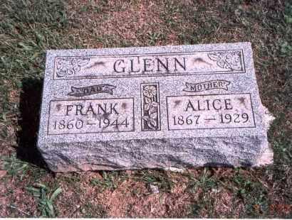 HERTZOG GLENN, ALICE - Franklin County, Ohio | ALICE HERTZOG GLENN - Ohio Gravestone Photos