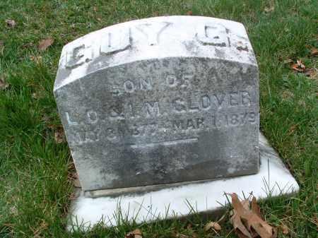 GLOVER, GUY GUERIN - Franklin County, Ohio | GUY GUERIN GLOVER - Ohio Gravestone Photos