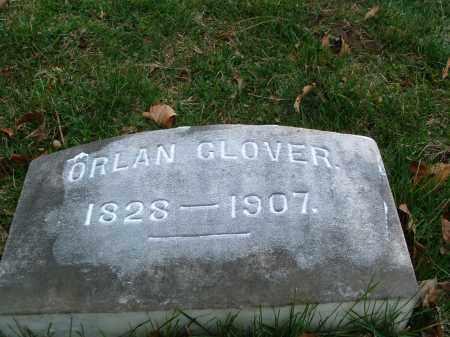 GLOVER, ORLAN - Franklin County, Ohio   ORLAN GLOVER - Ohio Gravestone Photos