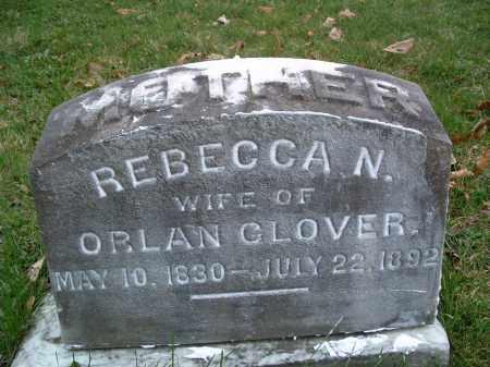 GLOVER, REBECCA NEVIT - Franklin County, Ohio | REBECCA NEVIT GLOVER - Ohio Gravestone Photos