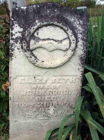 GOOD, ELIZABETH - Franklin County, Ohio | ELIZABETH GOOD - Ohio Gravestone Photos
