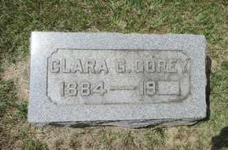 GOREY, CLARA G - Franklin County, Ohio   CLARA G GOREY - Ohio Gravestone Photos