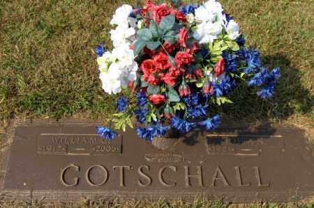 GOTSCHALL, WILLIAM CHARLES - Franklin County, Ohio | WILLIAM CHARLES GOTSCHALL - Ohio Gravestone Photos