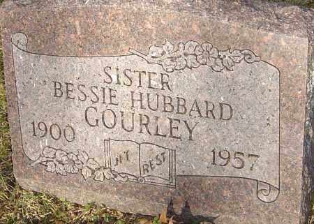 HUBBARD GOURLEY, BESSIE - Franklin County, Ohio   BESSIE HUBBARD GOURLEY - Ohio Gravestone Photos