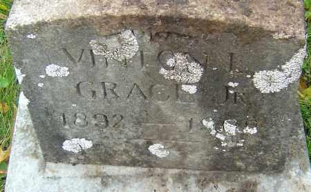 GRACE JR, VINTON L - Franklin County, Ohio   VINTON L GRACE JR - Ohio Gravestone Photos