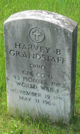 GRANDSTAFF, HARVEY B. - Franklin County, Ohio | HARVEY B. GRANDSTAFF - Ohio Gravestone Photos