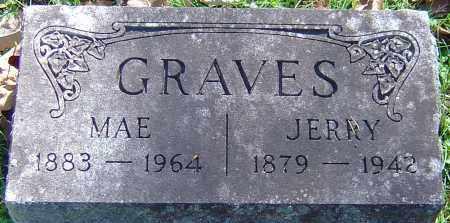 GRAVES, MAE - Franklin County, Ohio | MAE GRAVES - Ohio Gravestone Photos