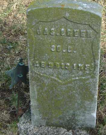 GREEN, JAMES - Franklin County, Ohio   JAMES GREEN - Ohio Gravestone Photos