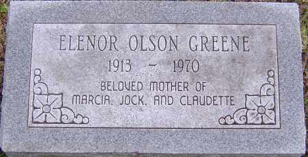 GREENE, ELENOR - Franklin County, Ohio | ELENOR GREENE - Ohio Gravestone Photos
