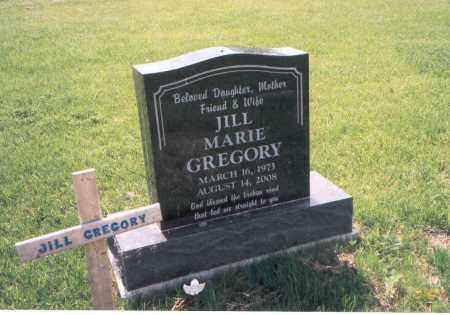 GREGORY, JILL - Franklin County, Ohio | JILL GREGORY - Ohio Gravestone Photos