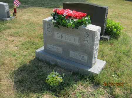 GRELL, EDITH MARIE - Franklin County, Ohio | EDITH MARIE GRELL - Ohio Gravestone Photos