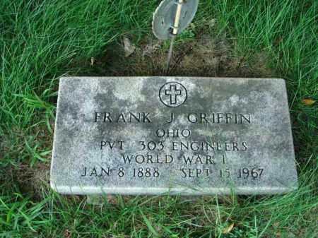 GRIFFIN, FRANK J. - Franklin County, Ohio | FRANK J. GRIFFIN - Ohio Gravestone Photos