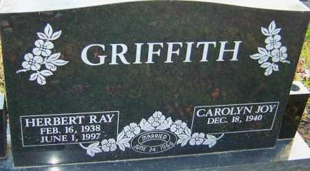 GRIFFITH, HERBERT RAY - Franklin County, Ohio | HERBERT RAY GRIFFITH - Ohio Gravestone Photos