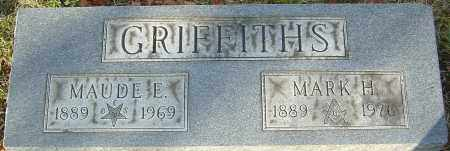 GRIFFITHS, MARK K - Franklin County, Ohio   MARK K GRIFFITHS - Ohio Gravestone Photos